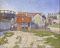 Paul Signac - Gasometers at Clichy - Google Art Project.jpg