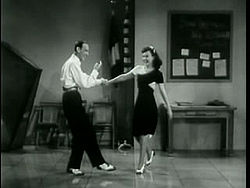fred astaire dance partner