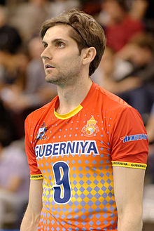 Pavel Abramov 2014 CEV final t202800.jpg