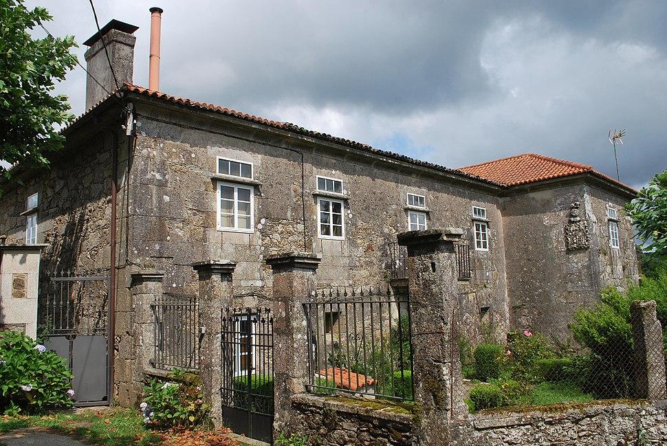 Pazo de Présaras en Vilasantar