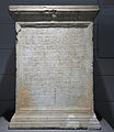 Pedestal in Museo delle Terme di Diocleziano.jpg
