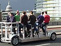 Pedibus on London Bridge TQ3280 363.JPG