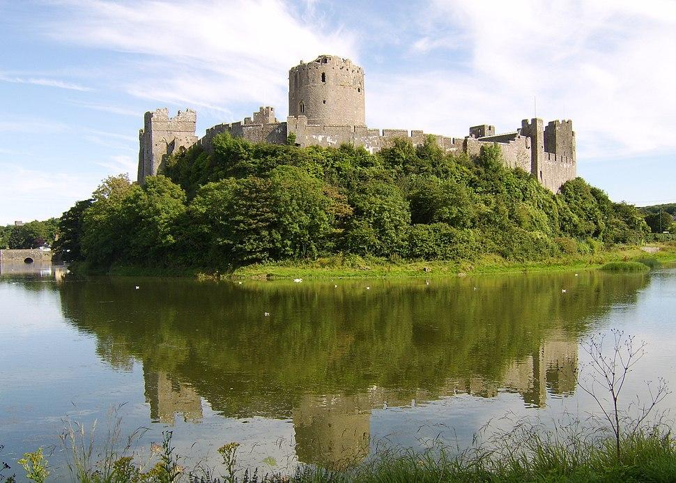 Pembroke Castle 1