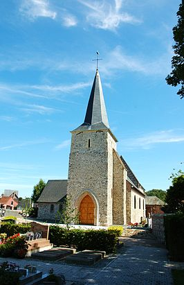Kerk in Penly