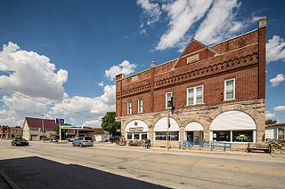 Pennville, Indiana Town in Indiana, United States