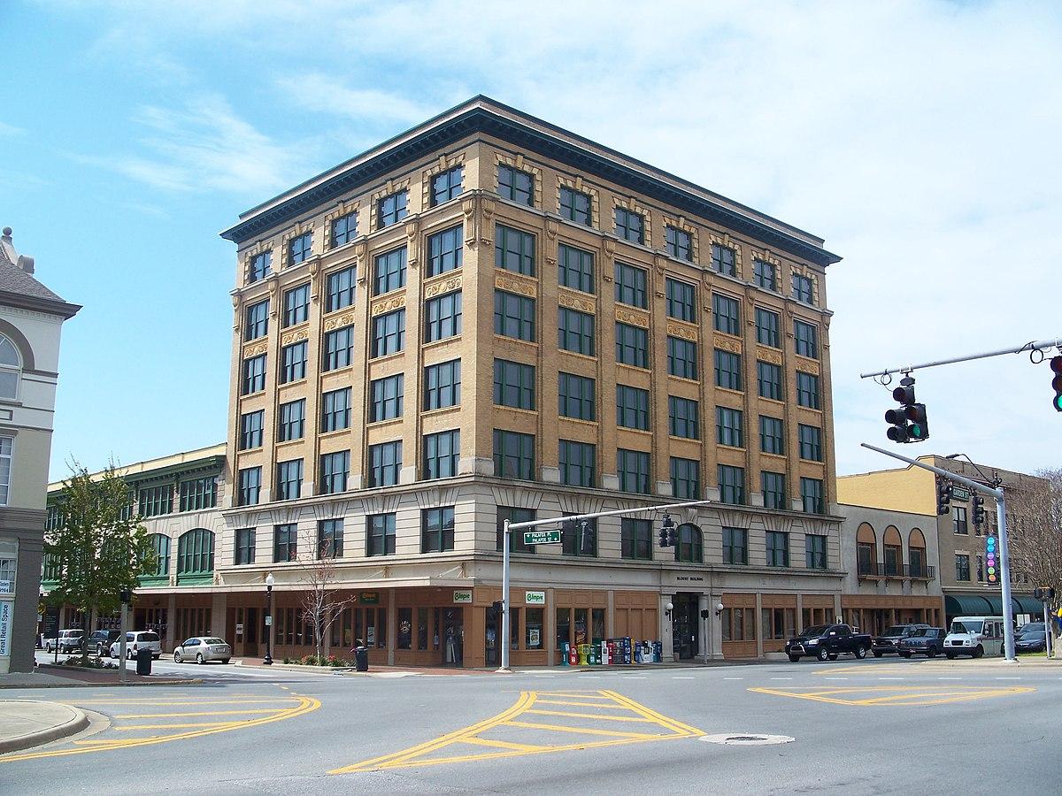 Blount Building - Wikipedia