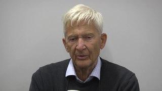 Per Olov Enquist Swedish writer
