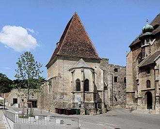 Perchtoldsdorf - Perchtoldsdorf Castle