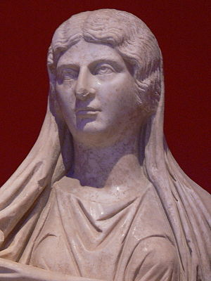 Severan dynasty - Julia Soaemias, Elagabalus's mother was in many ways the de-facto ruler of Rome