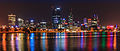 Perth Skyline Night South Perth Foreshore.jpg