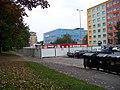 Petřiny, Brunclíkova, stavba metra.jpg