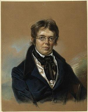 Christian Peter Wilhelm Beuth - Christian Peter Wilhelm Beuth c. 1835