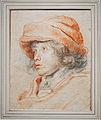 Peter Paul Rubens - Rubens Sohn mit roter Filzkappe.JPG