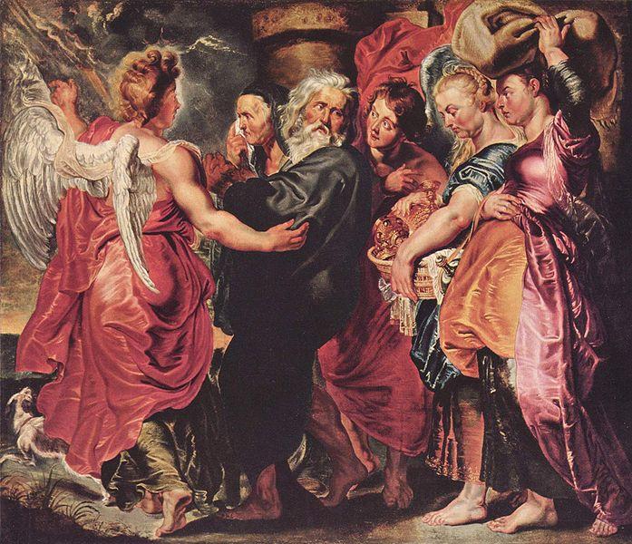 Pintura de Peter Paul Rubens