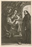 Peter van Lisebetten - Virgin and Mystical Betrothal of St. Catherine with Dominic Peter SVK-SNG.G 11965-223.jpg