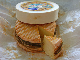 Image illustrative de l'article Livarot (fromage)