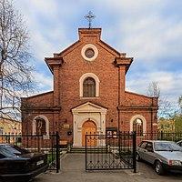 Petrozavodsk 06-2017 img63 Catholic Church.jpg