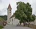 Pfarrkirche Johannes der Täufer Völser Aicha Westseite.jpg