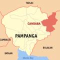 Ph locator pampanga candaba.png