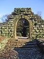 Photo in the Terraced Gardens, Rivington - geograph.org.uk - 96693.jpg
