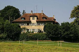 Alberswil - Schloss Kasteln