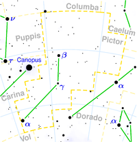 Pictor constellation map.png