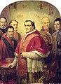 Pie IX et ministres (Galofré y Coma).jpg