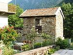 Un antico casolare in Valle Cervo