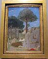 Piero della francesca, San Girolamo penitente, 1450 ca, da gemaldegalerie di berlino.JPG