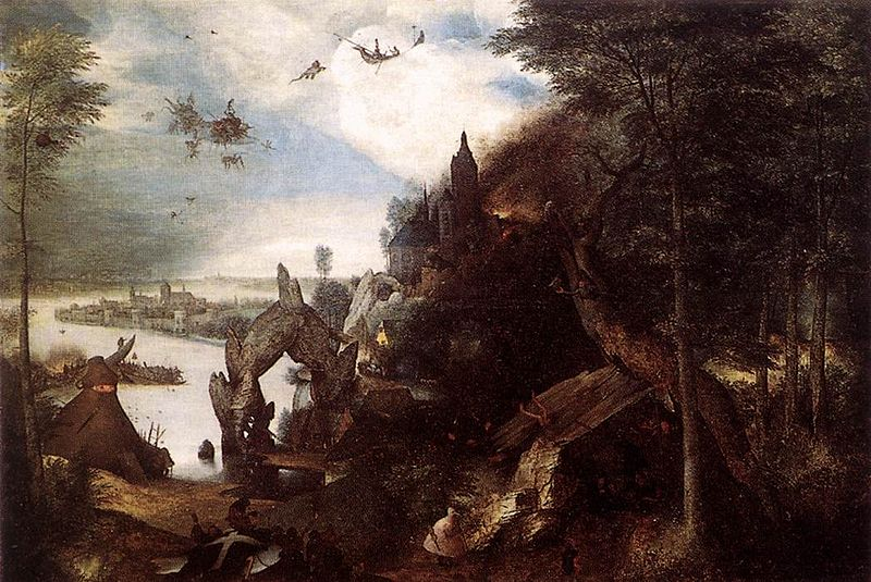 File:Pieter Bruegel the Elder - The Temptation of St Anthony - WGA3339.jpg