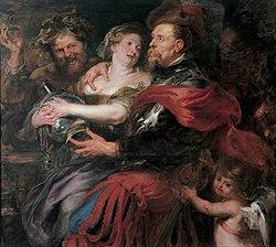 Peter Paul Rubens: Venus and Mars