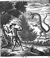 Pieter van der Aa Herder and Dragon 1723.jpg