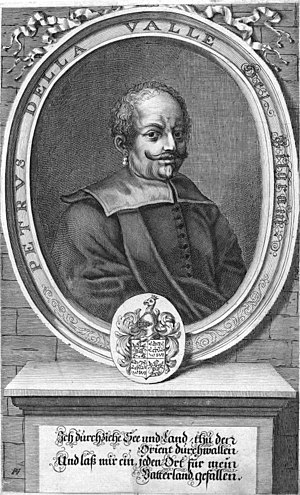 Pietro Della Valle - Pietro Della Valle
