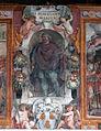 Pietro da cortona, storie di santa bibiana 04 san flaviano.JPG