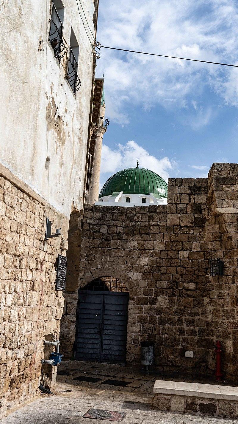 כיפת המסגד הגדול