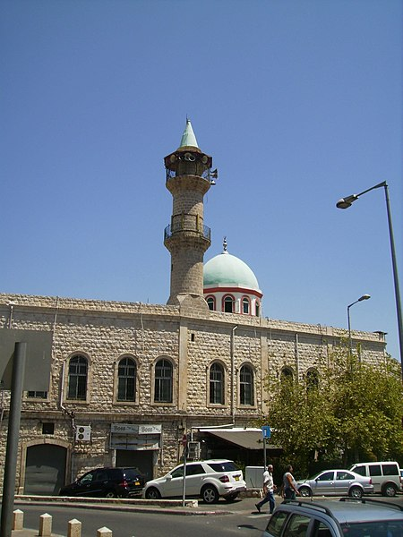 מסגד אל-אסתקלאל בחיפה