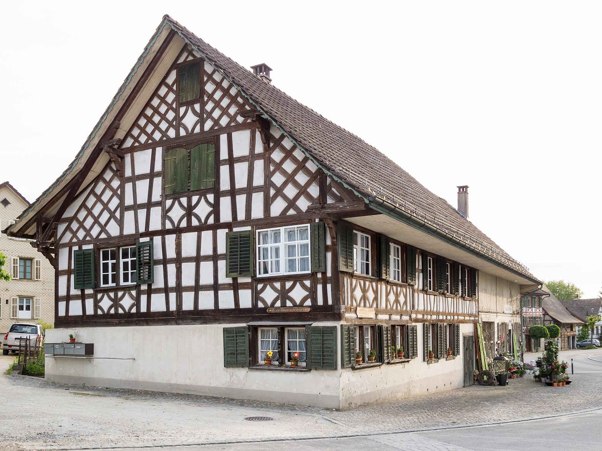 Pilgerherberge in Märstetten TG am Schwabenweg