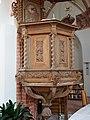 Pilsum church pulpit detail.jpg