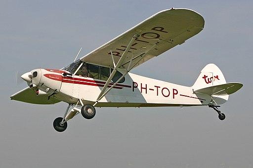 Piper PA-18-150 Super Cub, Aero Service JP5958313