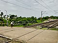 Pithapuram railway station board.jpg