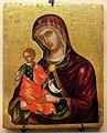 Pittore cretese, madonna della consolazione, xvi secolo 02.jpg