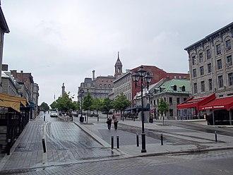 Place Jacques-Cartier - Image: Place Jacques Cartier Montreal 2011 05 29