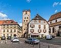 Place de l'Hotel-de-Ville in Ribeauville (2).jpg