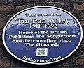 Plaque of Tin Pan Alley, London.jpg