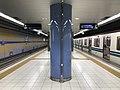 Platform of Shin-Nagata Station (Kaigan Line) 3.jpg