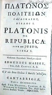 Platon Teokset