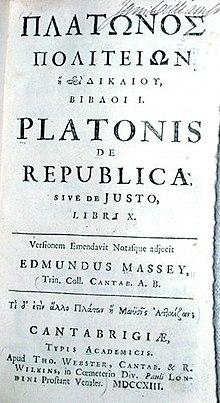 República – Wikipédia, a enciclopédia livre