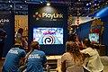 PlayLink for PS4 Gamescom (36042491383).jpg