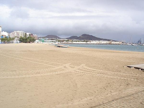 Playas de Canarias - Wikimedia Commons