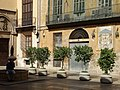 Plaza Scene - Murcia - Spain (14239787718).jpg